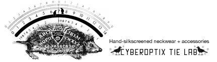 Cyberoptix tie lab